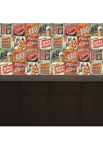 Adesivo Azulejos Hot Food (20X20)