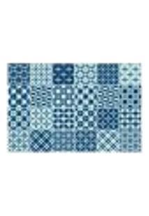 Adesivo De Azulejo - Ladrilho Hidráulico - 072Az-P