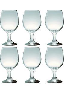Kit 6 Taças Para Vinho Tinto 245 Ml Sture Móveis - Kanui