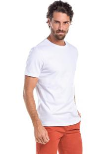 Camiseta Barche Slim Branca