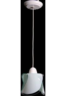 Pendente Tulipa Helice 9019/1 Bc Branco