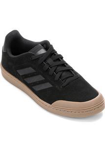 1e67d551ed8 ... Tênis Adidas Retro Court Wild Card Masculino - Masculino-Preto