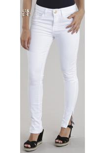 Calça Super Skinny Branca