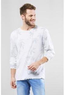 Camiseta Reserva A Fio Bamboo Ml - Masculino