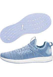0ea0825def8 Tênis Azul Puma feminino
