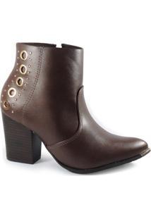 Bota Ankle Boot Ramarim 1716101