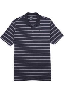 Camisa Polo Striped Oakley