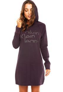 Vestido Calvin Klein Fashion feminino   Starving 9ba3dfd141