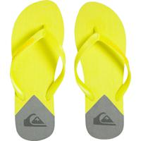 3f0c8b0250d54 Chinelo Quiksilver Molokai New Wave Amarelo