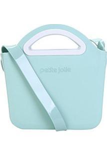 Bolsa Petite Jolie Mini Bag Flix Fosca Feminina - Feminino-Verde