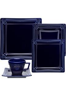 Aparelho De Jantar E Chá 20 Peças Provence Royal