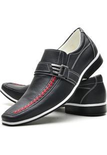 Sapato Social Masculino Florense - Masculino