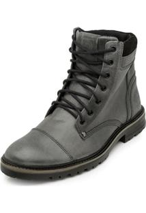 Bota The Box Project Riverside - Masculino-Chumbo