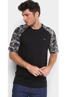 Camiseta Mcd Especial Tropical Bones Masculina - Masculino