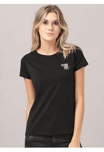 Camiseta Bandup! Beyond Good And Evil 2 Space Monkey - Feminino-Preto