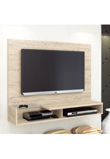 Painel Para Tv Estela Até 55 Polegadas 267022 Rústico - Madetec