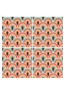 Adesivos De Azulejos - 16 Peças - Mod. 25 Médio