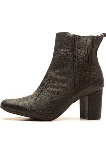 Bota The Box Project Ease Feminino - Feminino-Preto