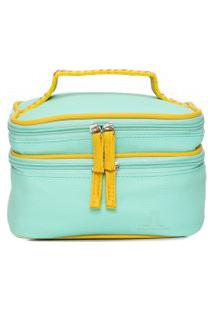 Necessaire Unissex Térmica Perfect Case - Azul