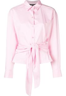 a5361919e78 ... Armani Exchange Blusa Pretty - Rosa