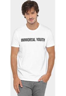 Camiseta Ellus Immortal Youth - Masculino