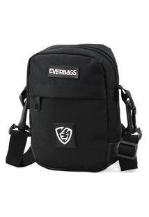 Shoulder Bag Necessaire Pochete Combate Everbags Black