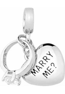 Pingente Life Marry Me By Vivara - Tricae