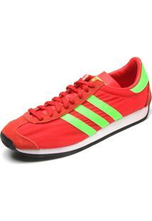 Tênis Adidas Originals Country Vermelho