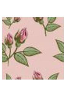 Papel De Parede Autocolante Rolo 0,58 X 3M - Flores 74778309