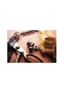 Painel Adesivo De Parede - Costura - 304Pn-M