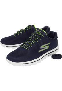 Tênis Skechers Go Walk 2 Surge Azul