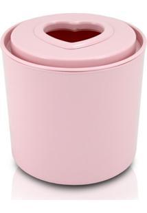 Porta Papel Higiênico Jacki Design Lifestyle Rosa