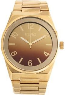 Relógio Euro Feminino Soul Marrom Analógico Eu2035Ysfk4M - Feminino
