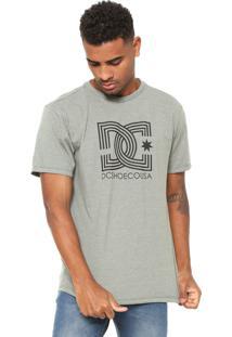 Camiseta Dc Shoes Star Epic Verde