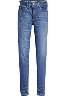 ff1ca4b063f95 Amazon. Calça Jeans Levis 720 High Rise Super Skinny Lavagem Média