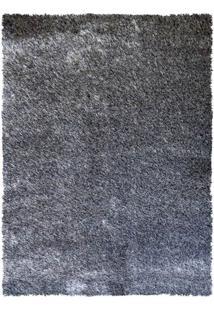 Tapete Veludo Life Confort Black & White L100_L 200X300