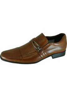 Sapato Stefanello Pequin Caramelo