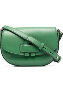 Tila March Mini Zelig Crossbody Bag - Verde
