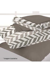 Conjunto De Edredom Bed In A Bag Spada Queen Size- Marrocamesa