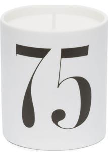 L'Objet Thé Russe No.75 Candle - Branco