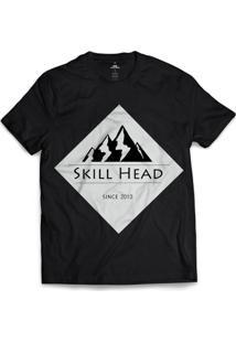 Camiseta Skill Head Since 2013 - Masculino