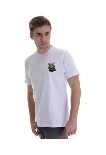 Camiseta Fatal Estampada 20332 - Masculina - Branco