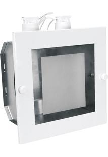 Luminária De Embutir Tr -27 30W -Taschibra - Branco
