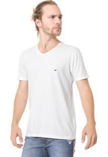 Camiseta Ellus Classic Branca