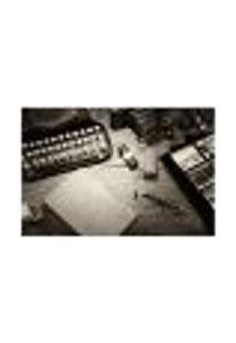 Painel Adesivo De Parede - Desk - 265Pn-G