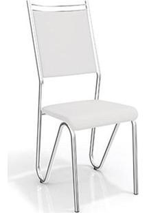 Cadeira Londres 2 Peças Branco - Kappesberg-Branco