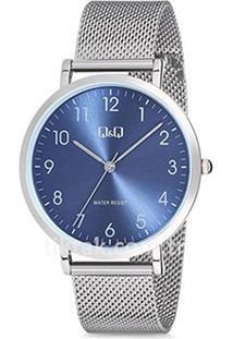 Relógio Qq Analógico Qa20-828Y Feminino - Feminino