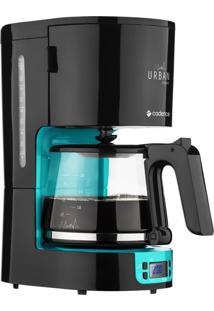 Cafeteira Elétrica Cadence Urban Inspire Caf700 127V Preta E Azul