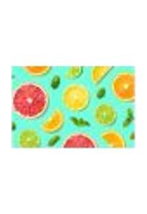 Painel Adesivo De Parede - Frutas - Colorido - Cozinha - 1250Pnp