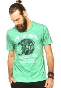 Camiseta Sommer Original Verde